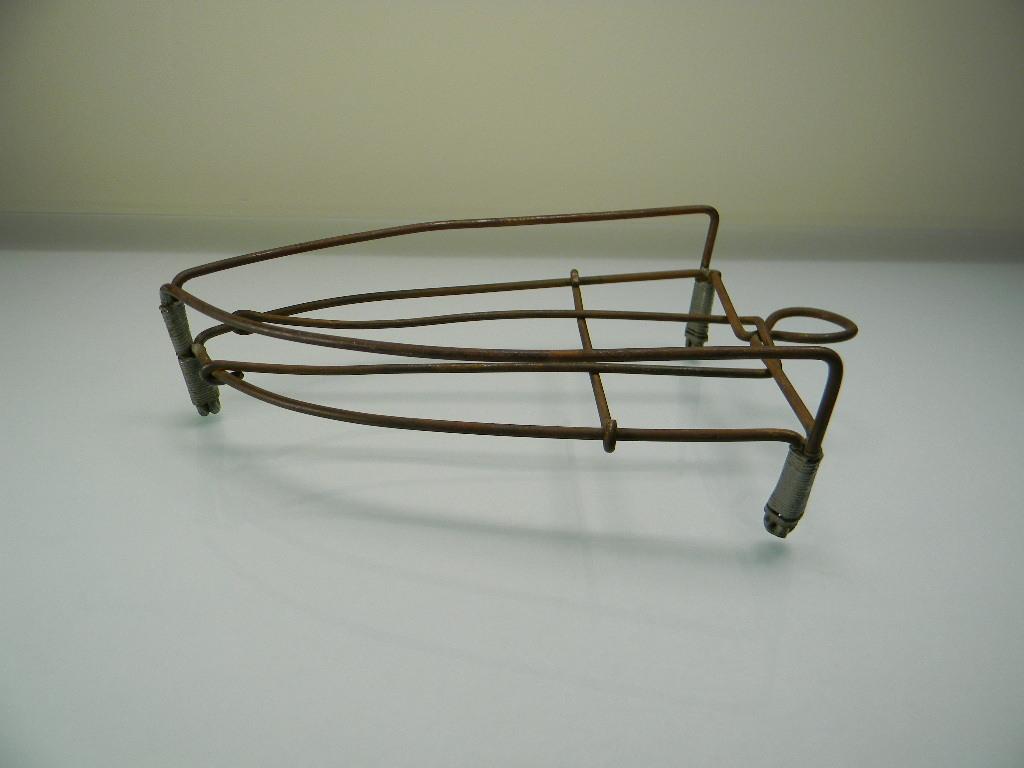 Unusual Primitive Iron Rest