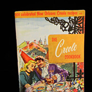 Vintage 1950's Cooking Magic Cook Booklet: Creole