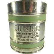 "Vintage ""Junior"" Flour Sifter"