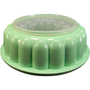 Vintage Tupperware Jell-O Mold