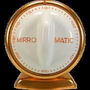 Vintage Mirro Matic Kitchen Timer