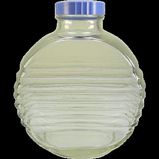 Vintage GE Round Water Bottle