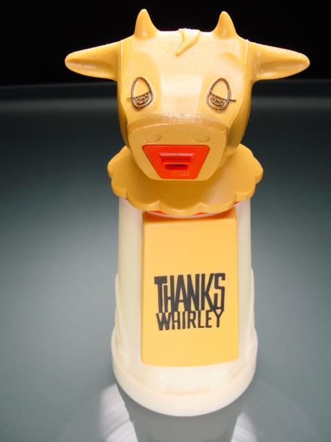 Whirley Moo-Cow Creamer