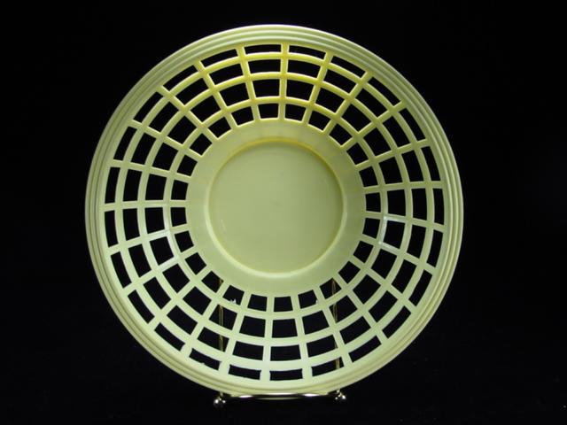 Vintage 1950's Lustro-Ware Bread Basket