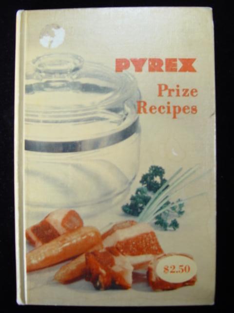 1953 Pyrex Prize Recipes Cook Book