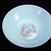 Fire King Fleurette Vegetable Bowl