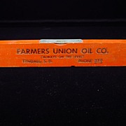 Vintage Farmers Union Oil Co. Level