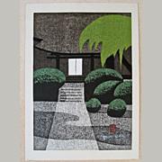 Japanese Woodblock by Kiyoshi Saito - Red Tag Sale Item