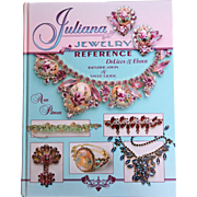 Juliana Jewelry Reference DeLizza & Elster Book, Ann Pitman, 2010, Out of Print