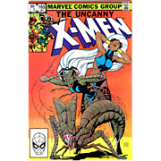 The Uncanny X-Men vol.1 #165 from 1 owner collection near mint/mint 9.8 see scans