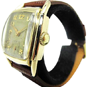 Vintage 1939 Hamilton Dodson watch 987A cal fine condition running new band