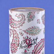 "UNOPENED, Circa 1930's, American, Woodmist ""Carnation"" Bubbling Bath Salts by Corot"