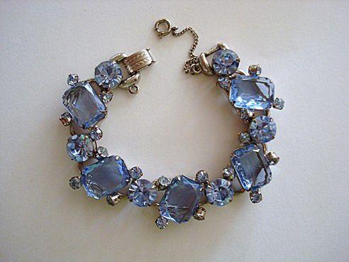Wonderful Blue Lover's Juliana Bracelet