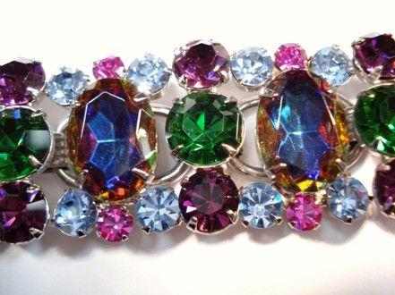 Wonderful Juliana Watermelon Bracelet