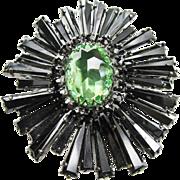 Schreiner Keystone Ruffle Pin/Pendant