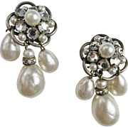 Lovely Rousselet Made in France Earrings