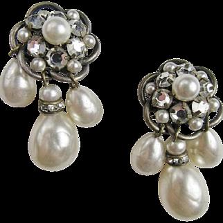 Lovely Rousselet Made in France Earrings