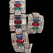 Gorgeous Multi-Color Deco Bracelet