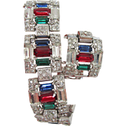 Gorgeous Multi-Color Deco Bracelet