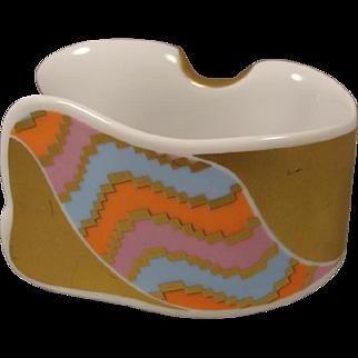 Rosenthal Studio Line 5 Porcelain Bracelet by Johan van Loon