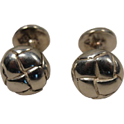 Sterling Vintage Angela Cummings Cufflinks 1985