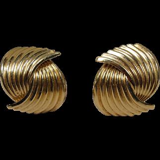 14K Vintage Tiffany & Company Earrings