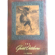 On Sale: First Edition the Great Outdoors, Joe Godfrey, Frank Dufresne, Illus. Herb Chidley, 1947