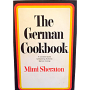 On Sale: Cookbook vintage: Mimi Sheraton: The German Cookbook: pristine: 1965