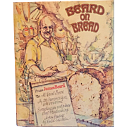 On Sale: Bread on Bread: First edition, 5th printing: DJ: drawings Karl Stuecklen