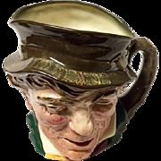 Large Toby Mug/Jug: Paddy: between 1939-1955: Royal Doulton: made in England: vintage