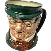 Toby Mug: Large Mr. Pickwick: Royal Doulton: A marking 1939-1955: made in England