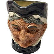Toby Mug: Granny: second version: Royal Doulton: made is England: 1941-1983