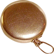 Ketcham McDougall Retractable Chatelaine Brooch