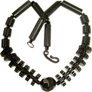 Art Deco Machine Age Choker