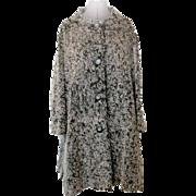 1950s Boucle Coat Vintage Plus Size