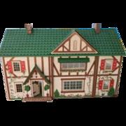 Vintage Rich Toy Company Dollhouse 1930's Era