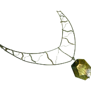 Lightning Blitz Labradorite Necklace