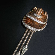 Marcel Boucher~ Sterling ~ Phrygian Cap ~ Clip Pin ~ Book Piece