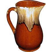Roseville Ohio Robinson Ransbottom RRP Co. Pitcher Drip Pattern