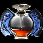 Lalique Jour Et Nuit Parfum FALCON Collection 1999 w/ Box Limited Edition