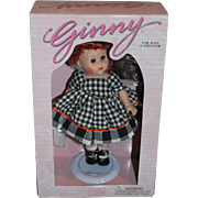 "1995 Vogue Ginny Doll ""Caramel Apples"" New In Box # 6HP13"