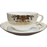 Noritake 42200 China Cup & Saucer Set- 12 available