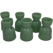 Fire King Jadeite Egg Cup- 4 available