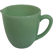 Fire King Jadeite Pitcher 20 oz.