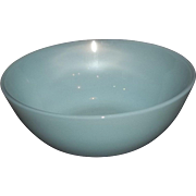 Fire King Turquoise Blue Berry Bowl- 5 Available