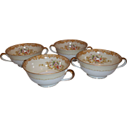 Noritake Cereus 615 Soup Cups – 12 Available