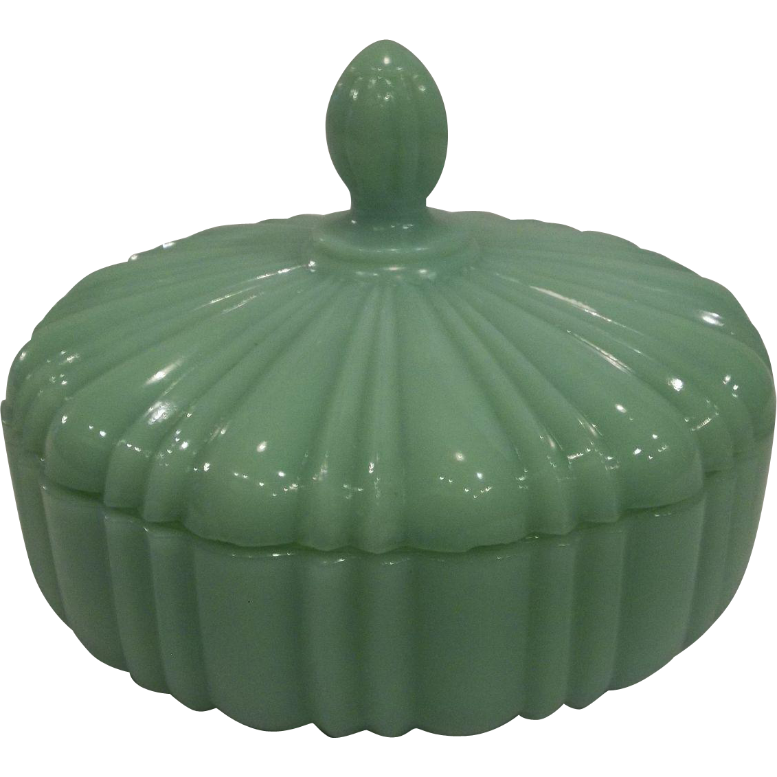 Fire King Jadeite Candy Dish : Quality Products