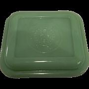 Fire King Jadeite Refrigerator Dish