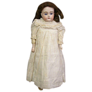 Beautiful delicate looking Antique doll dress.