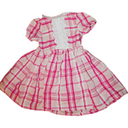 Cute cotton doll dress